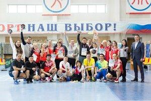 Бадминтонисты разыграли Кубок Главы  «ГП Могойтуй