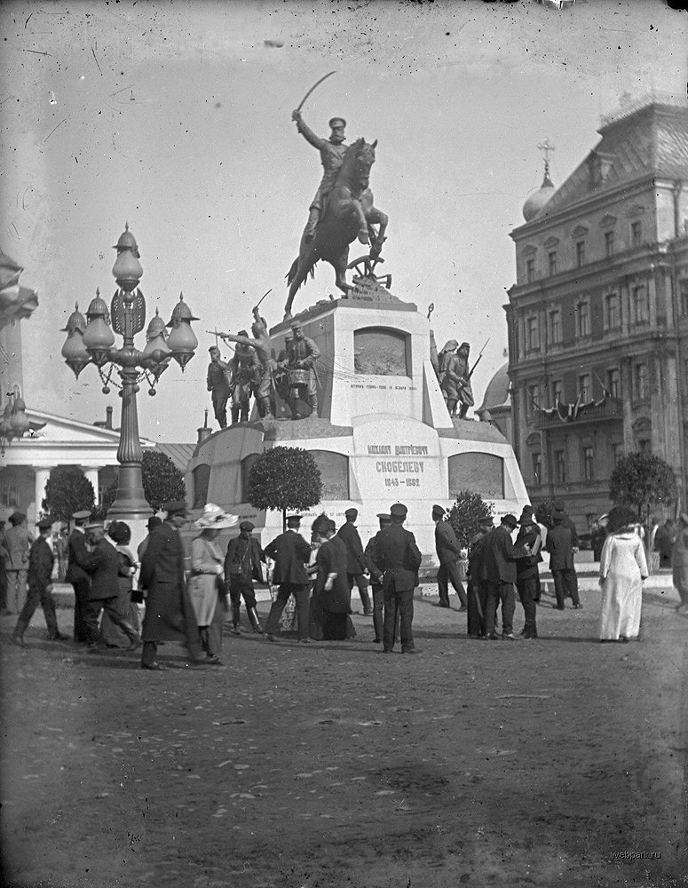 Скобелевская площадь