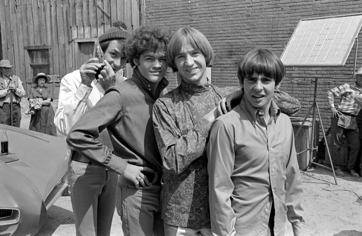 1968. «The Monkees»