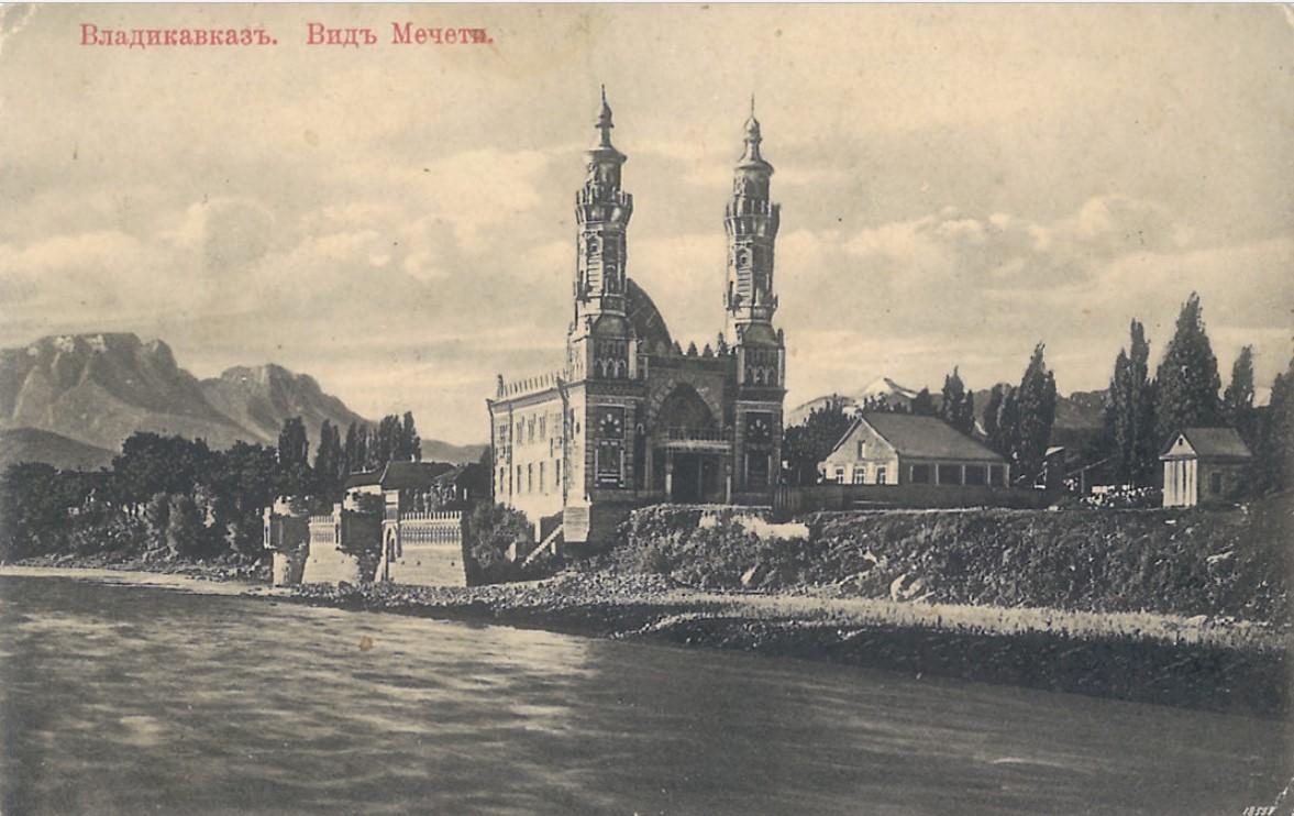 Вид мечети