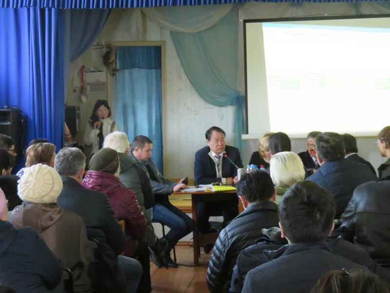90% участников общественных слушаний по проектам монгольских ГЭС 2017 года остались невовлечёнными в процесс общественного обсуждения 2018 года...