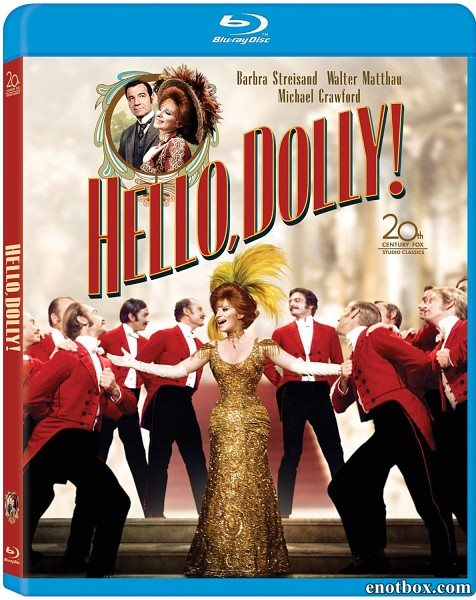 Хеллоу, Долли! / Hello, Dolly! (1969/HDRip)