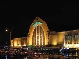 ЖД вокзал в Киеве