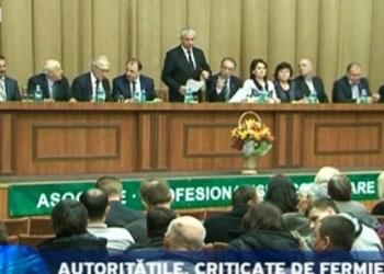 Заседание фермеров раскритиковало власти Кишинёва