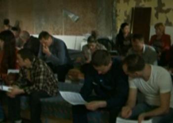 Десятки жителей села Колоница были обмануты строительной фирмой