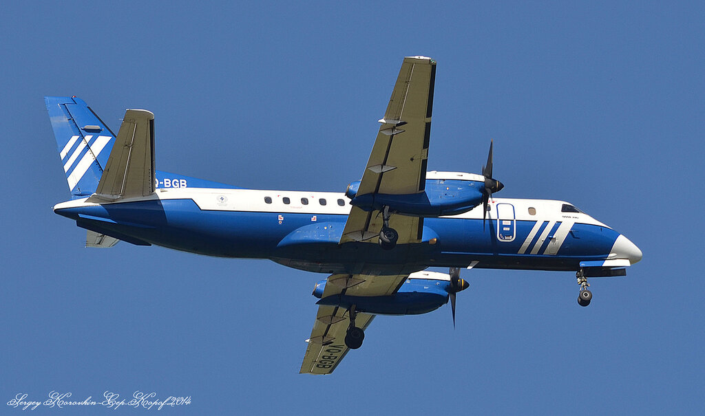 Saab 340B Polet Flight