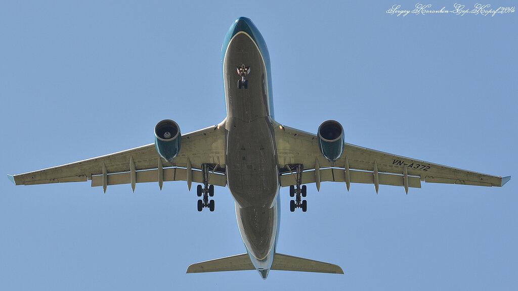 Airbus A330-223 Vietnam Airlines