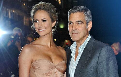 Бывшая спутница Джорджа Клуни теперь замужем