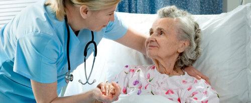 как ухаживать за неподвижным больным в домашних условиях