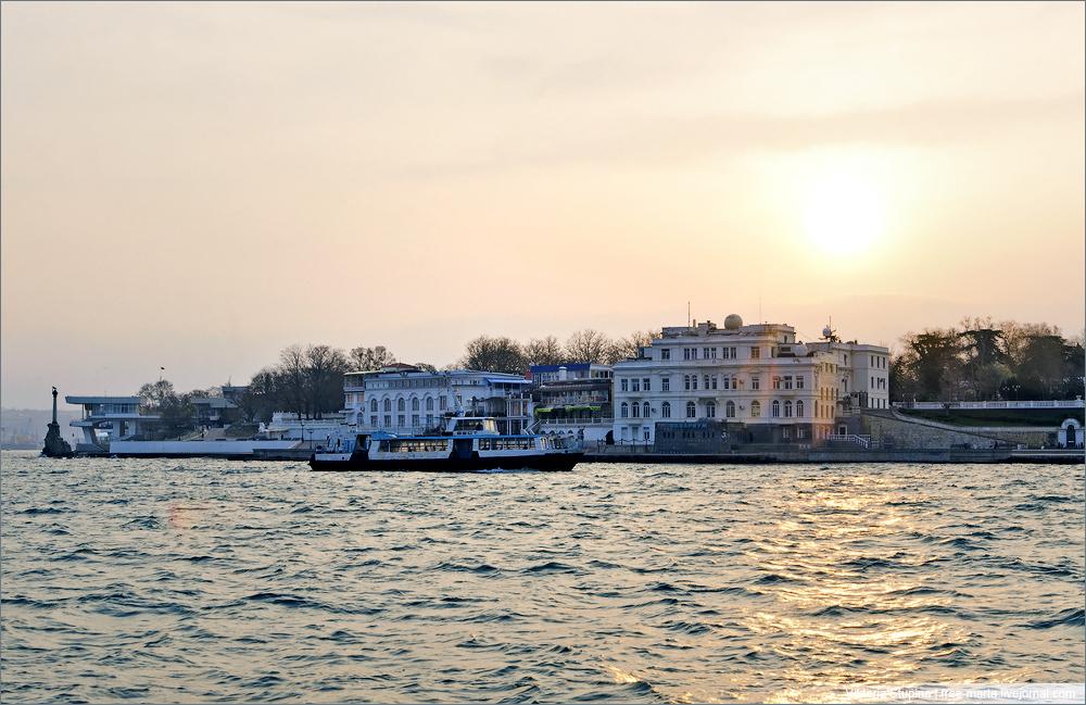 Севастопольские рассветы