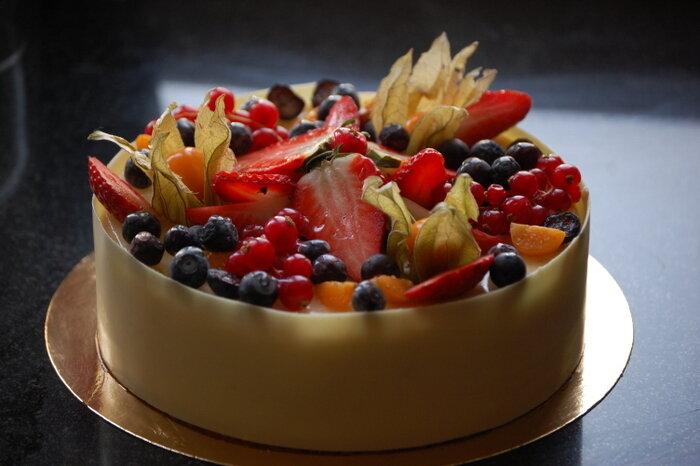 весенние фруктовые