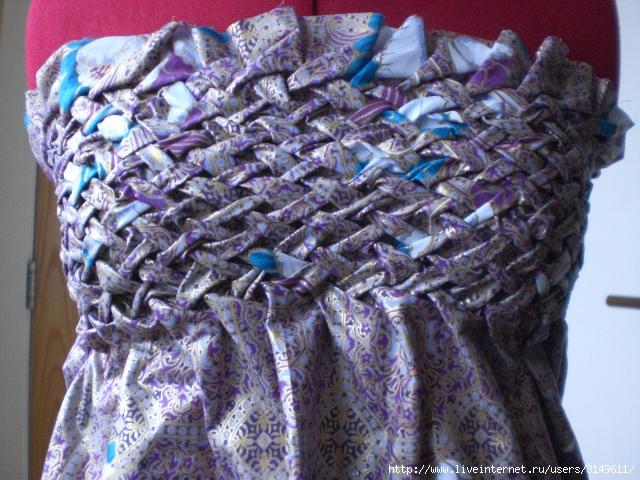 Платья Девочке Декор Вышитые Буфы