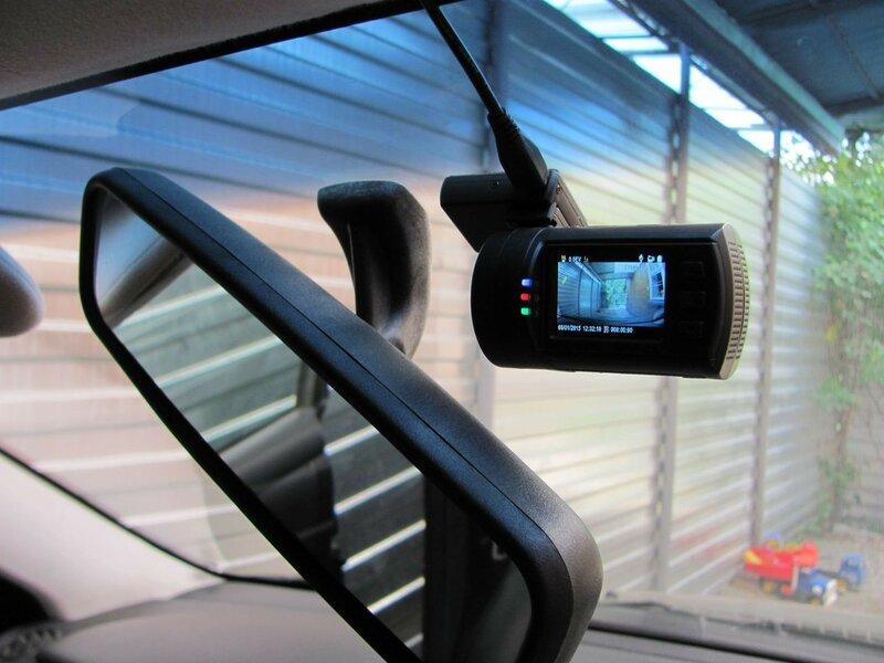 GearBest: MINI 0806 X44 – компактный видеорегистратор с 2К и GPS на чипе Ambarella A7LA50