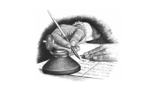 С днем поэзии! Руки творца
