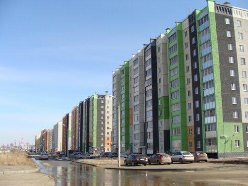 Улица Академика Макеева, Челябинск