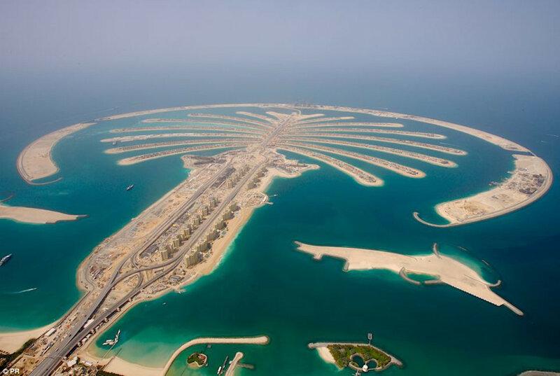 Миллионер хочет превратить пески Британии в новый Дубай