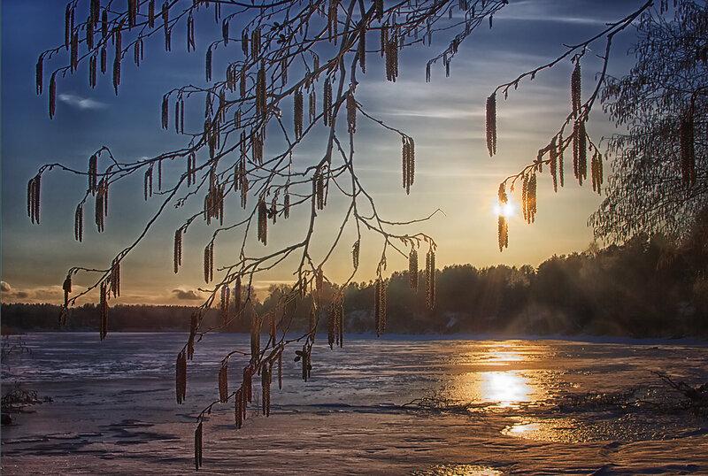 Ода уходящей зиме