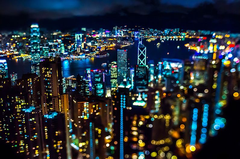28 Wonderful Pictures of Hong Kong