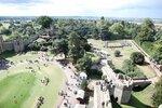 Настоящий средневековый замок Уорвик. Warwick Castle