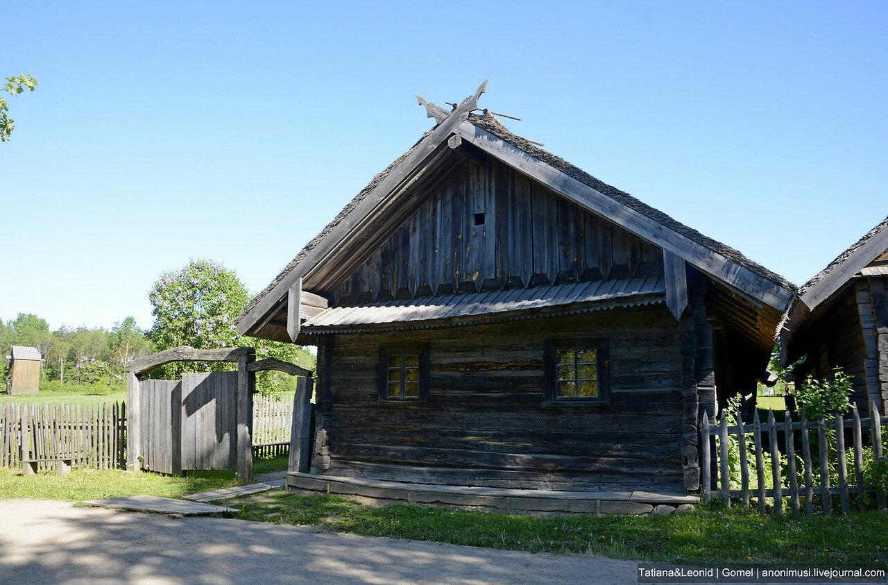 музей народной архитектуры и быта в д.Озерцо