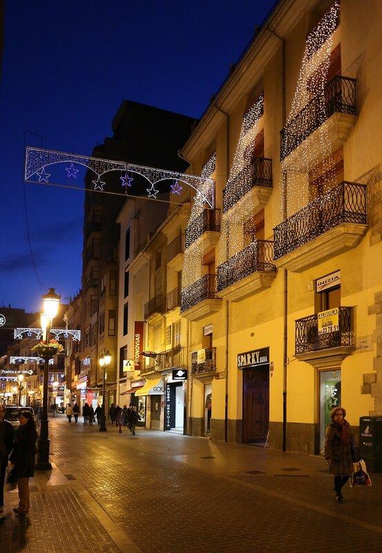 Castellon de la Plana, Castellon de La Plana. Calle Mayor