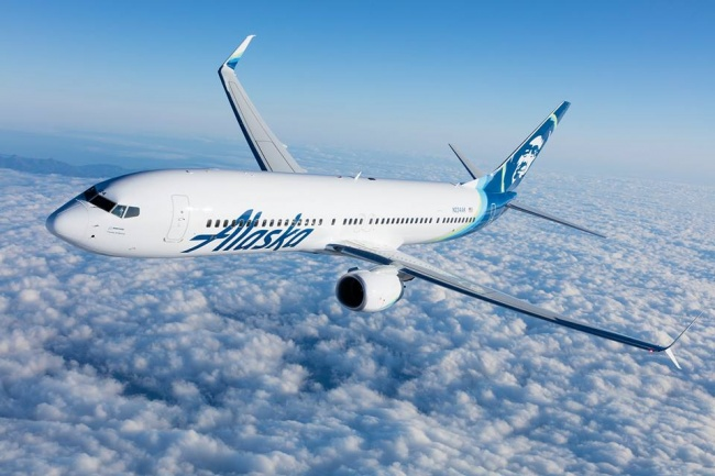 © Alaska Airlines  Шелиа нерастерялась ипередала пилотам информацию, которые, всвою очередь
