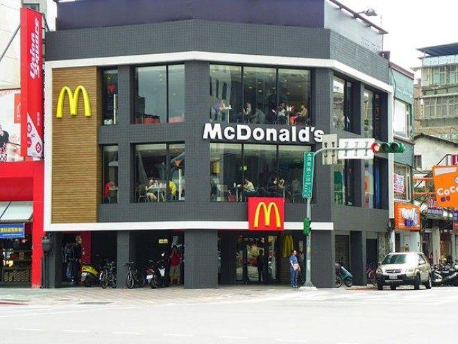 Только представьте, каждый день где-то в мире открывается новая точка ресторанной сети Макдональдс.