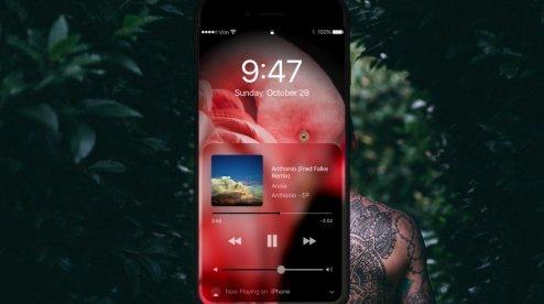 Вглобальной сети появилось видео сконцептом нового iPhone 8