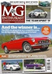 Журнал MG Enthusiast - August 2015