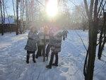Акция Помощь пернатым зимой в Воскресенском благочинии