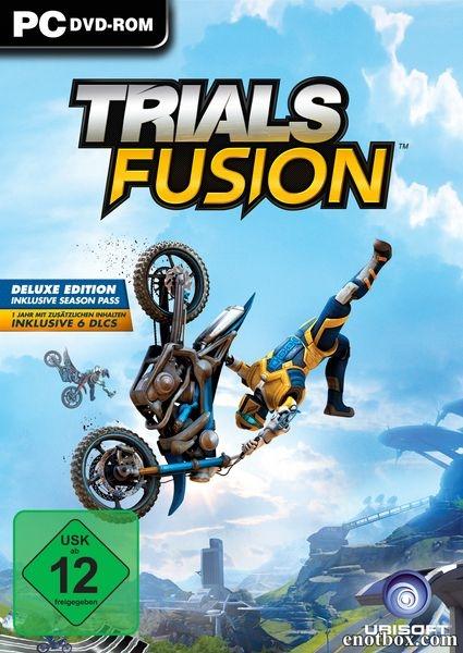 Trials Fusion (2014/RUS/ENG/MULTI9/Full/Repack)