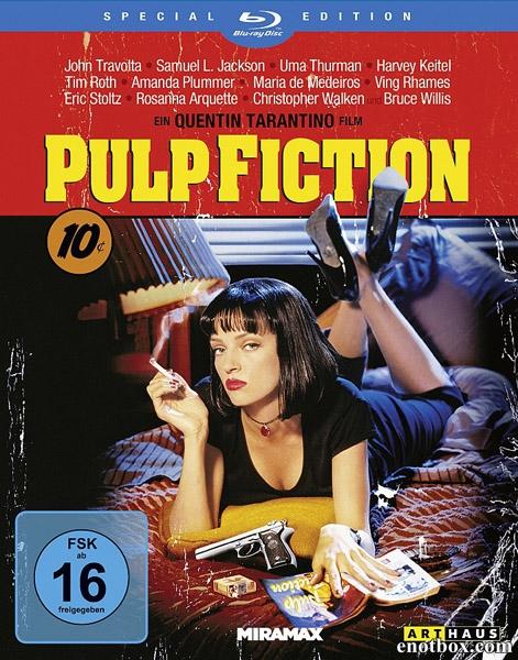 Криминальное чтиво / Pulp Fiction (1994/BDRip/HDRip)