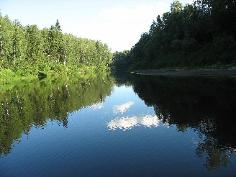 Река Пелым