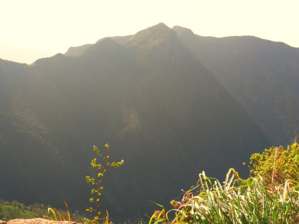 А за Концом Света - еще одна гора...