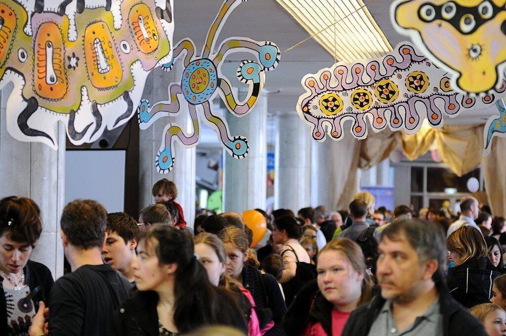 Фестиваль увлекательной науки