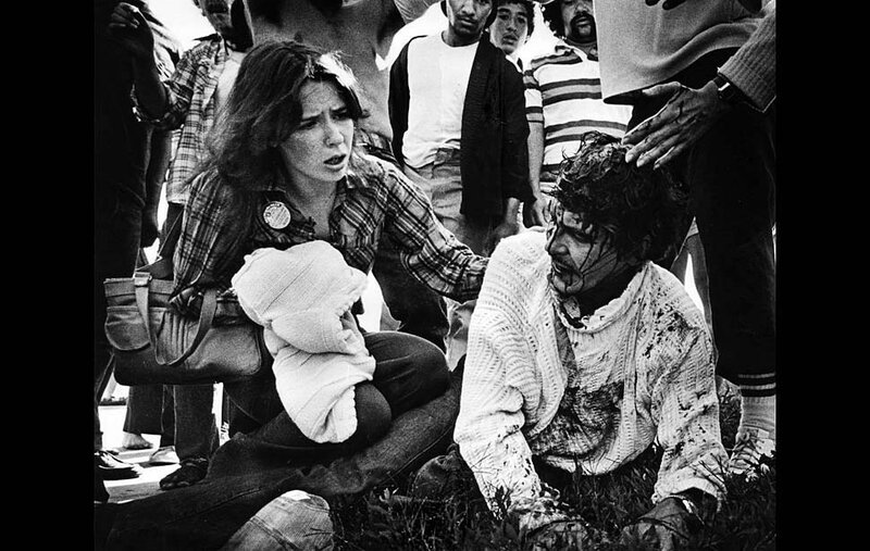 Mar. 15, 1980: During Ku Klux Klan rally in Oceanside fighting broke out and man injured.
