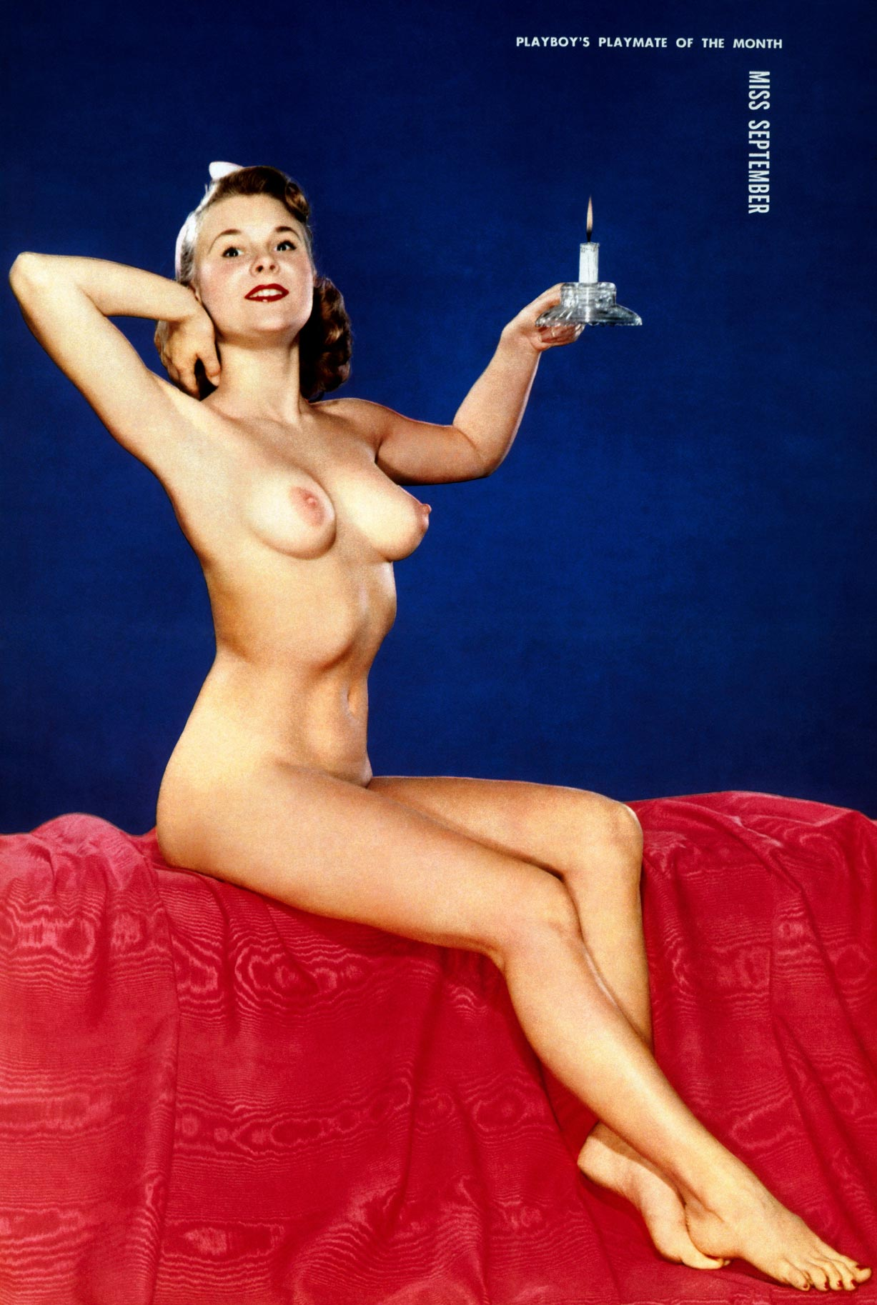 Playboy Playmate - Miss September 1954 | Jackie Rainbow / Джеки Рейнбоу