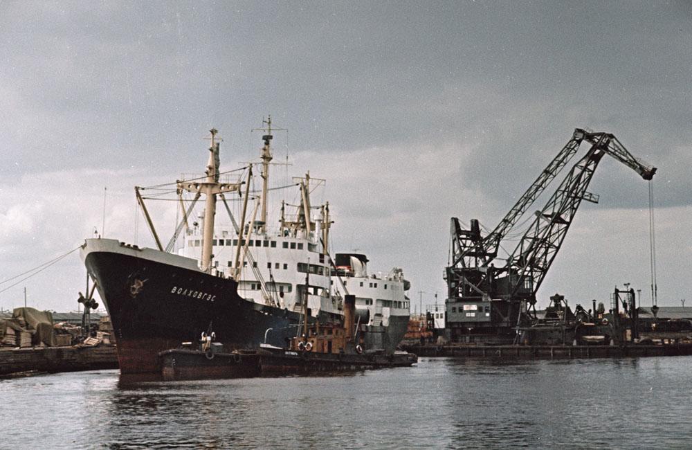 Архангельск. ВОЛХОВГЭС (1958-1959 гг.) 2.jpg