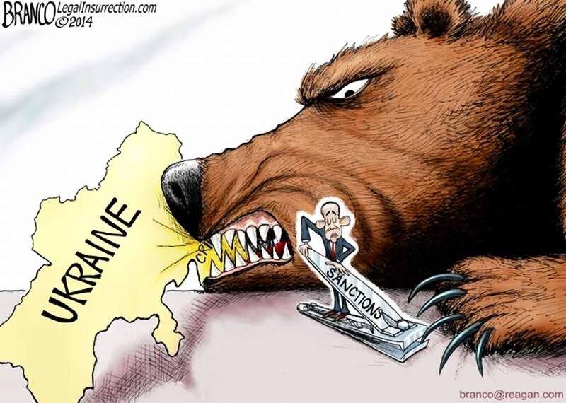 Никчемные санкции (A.F.Branco)
