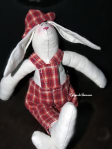 handmade, handwork, оригинальные подарки, подарки, , ручная работа, творчество, шьем для детей, тильда, кролик, интерьерная игрушка