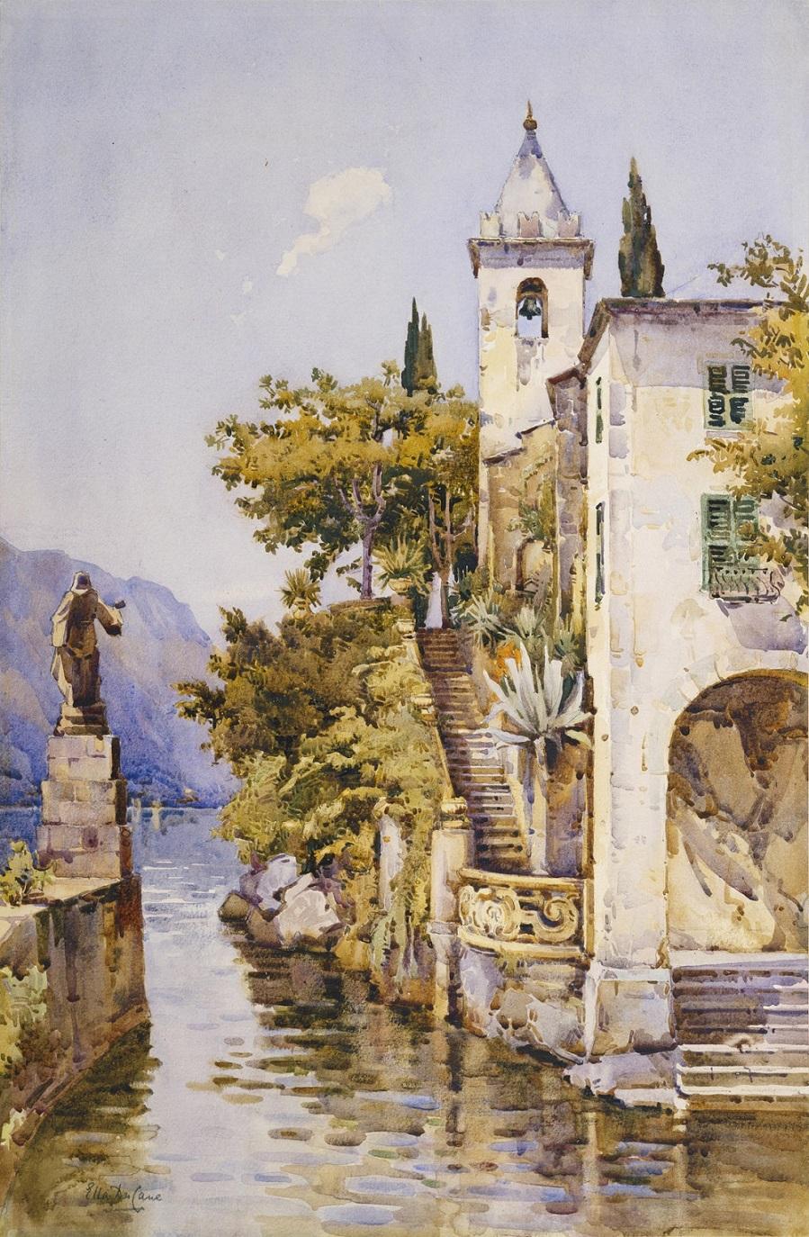 Villa Arconati, Lake Como