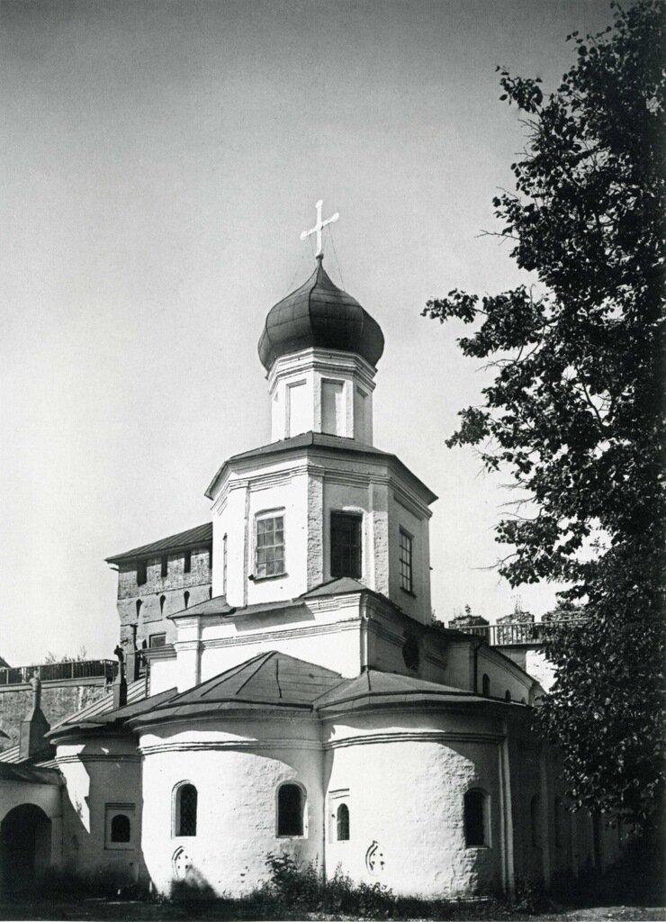 Церковь Покрова XVI-XVII вв.  1913