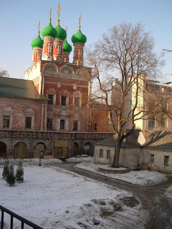 Высокопетровский монастырь