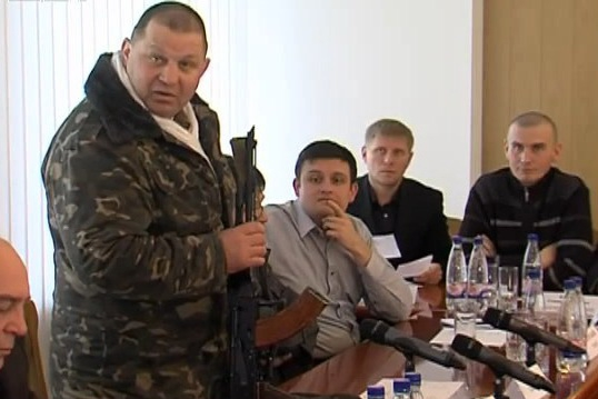 Александр Музычко о пятой колоне в Украине фото
