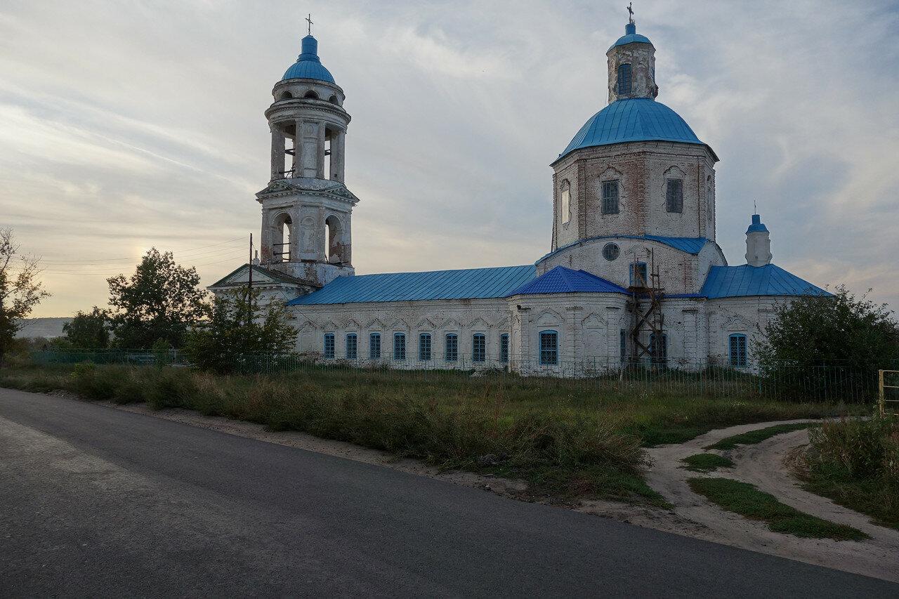 храм в Лосево