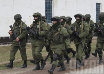 Россия заняла основные стратегические объекты Крыма