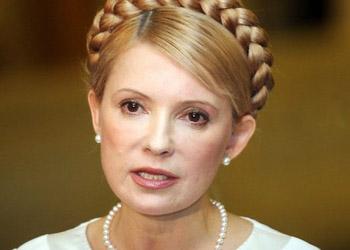 Тимошенко грозит партизанской войной в Крыму, если регион станет российским