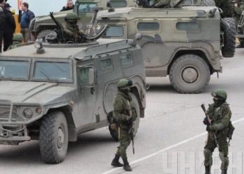 Минобороны Украины: В Крыму 18 тыс российских военных