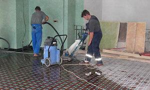 В чем сложность уборки квартир после ремонта?