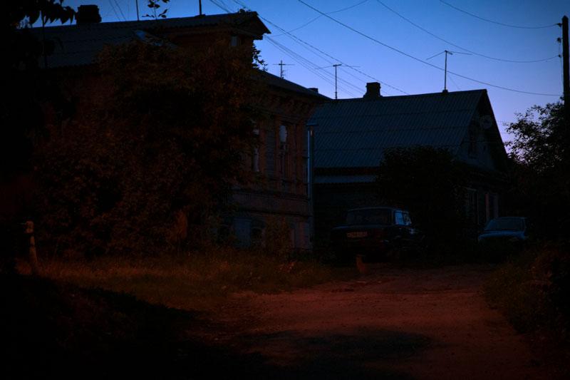 Вечерний Городец